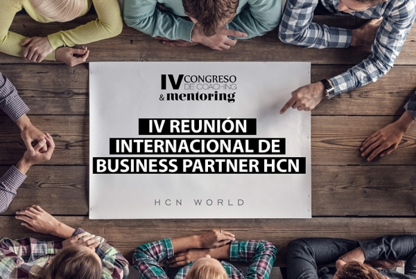 IV REUNIÓN INTERNACIONAL DE BUSINESS PARTNER HCN EN CONGRESO DE COACHING Y MENTORING