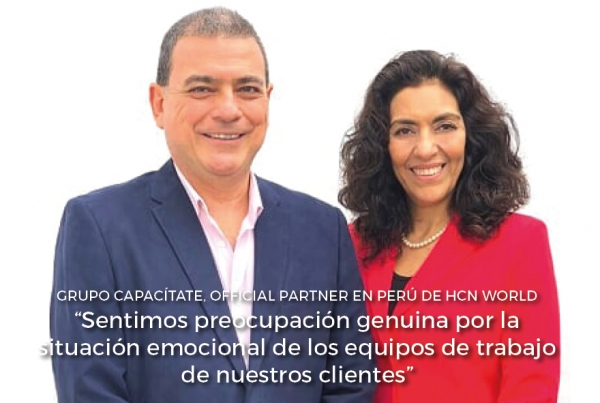 Grupo Capacítate, Official Partner en Perú de HCN World